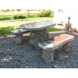 Boulder Table