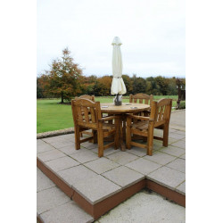 Ashford Table 4 Chairs