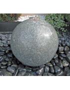Teakwood & Sand Stone